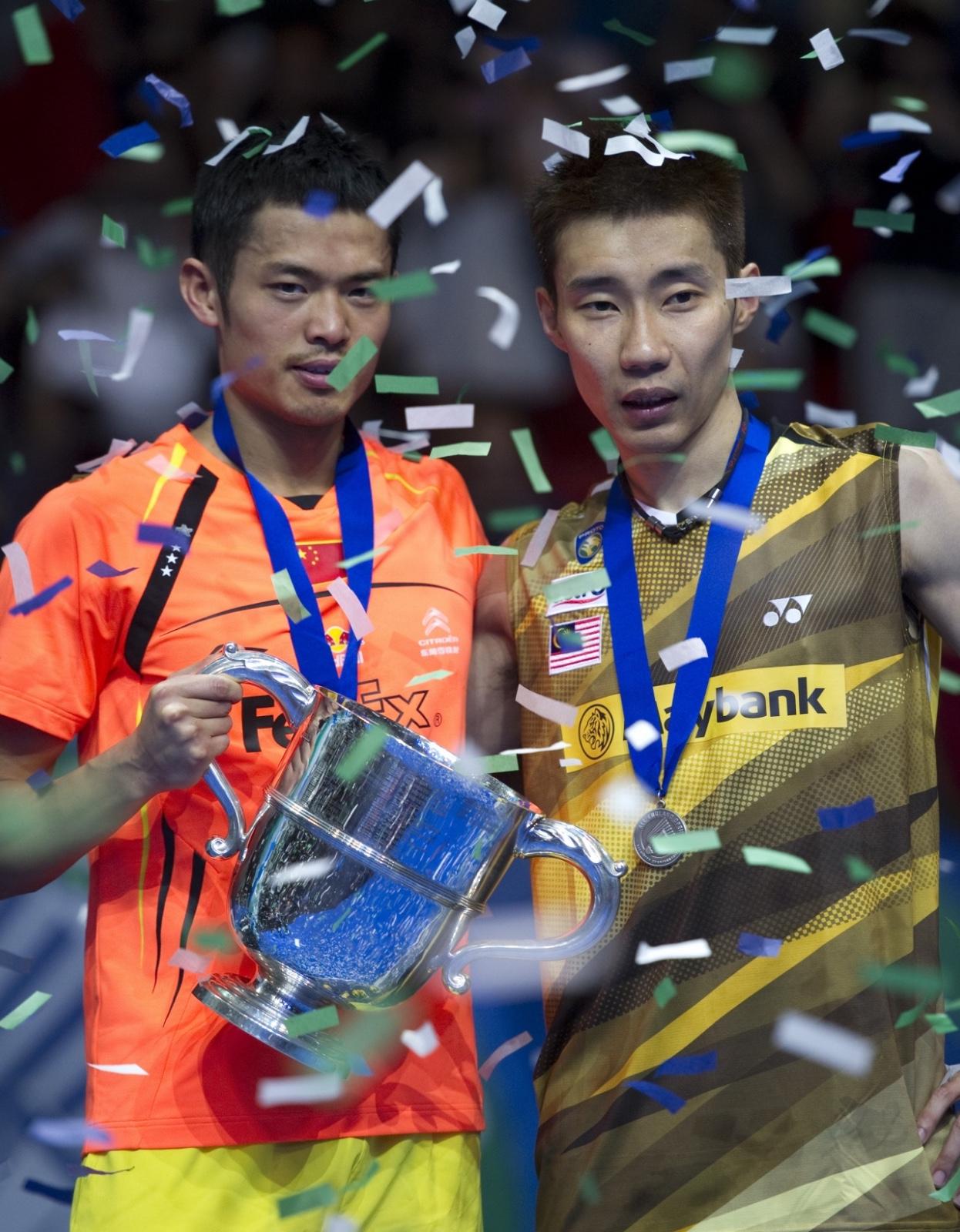 【英伦礼】带你在英国看林丹谌龙李宗伟,去现场挥舞起国旗给中国羽毛球队助威吧