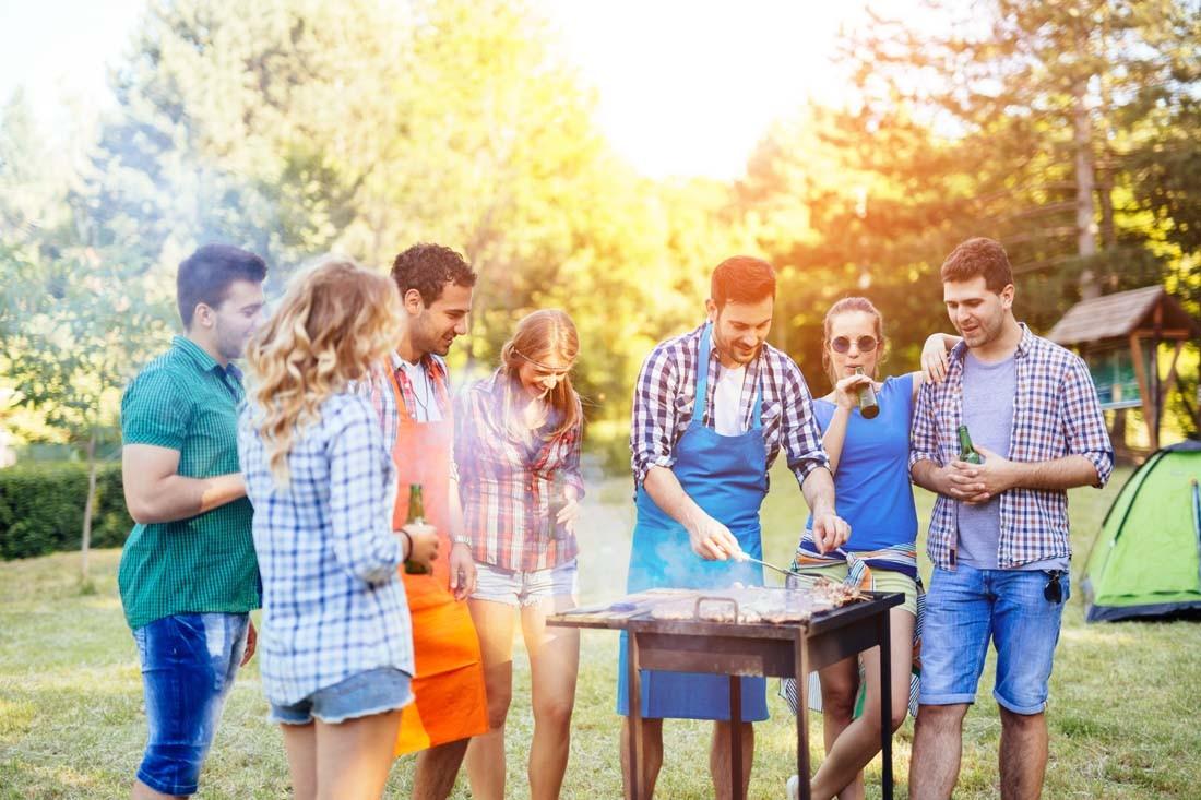 这个烧烤的季节 我们挑出这些烤法吃出春天