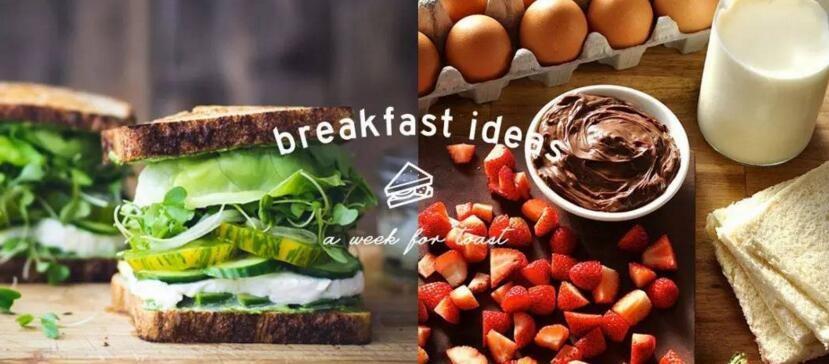你的早餐也许不是做得不好 而是拍起来没找到套路
