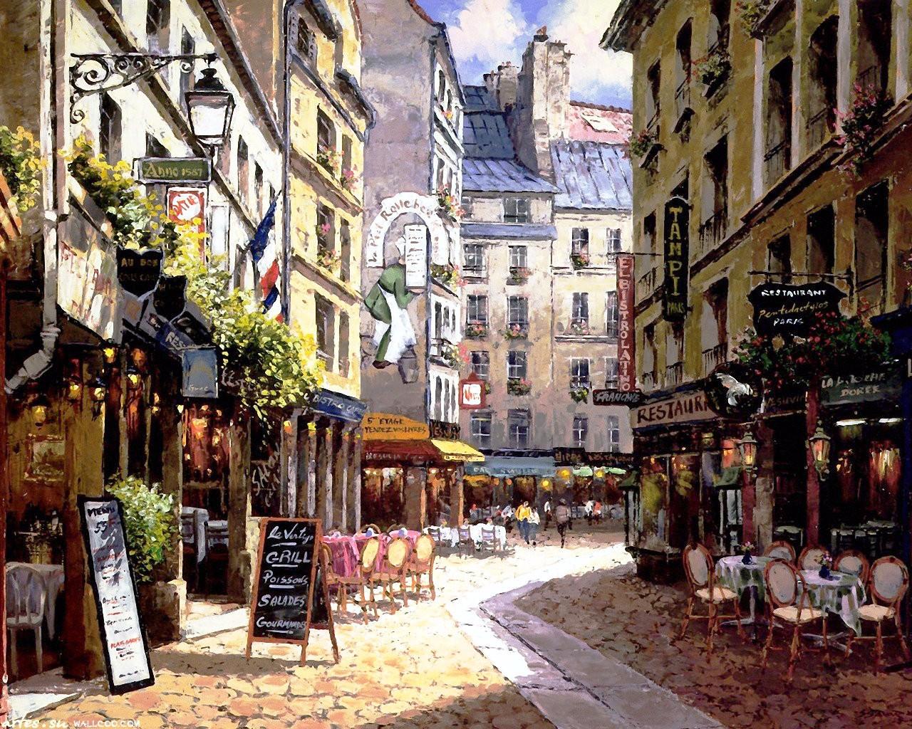 我是我,我是巴黎人。巴黎是我的游乐场。