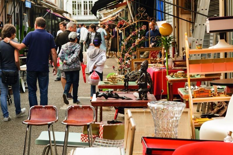 周杰伦都极力推荐的巴黎跳蚤市场,你来不来?