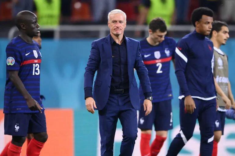 球员飘、教练懵、工作人员不太行,法国队折戟欧洲杯不是冷门这么简单