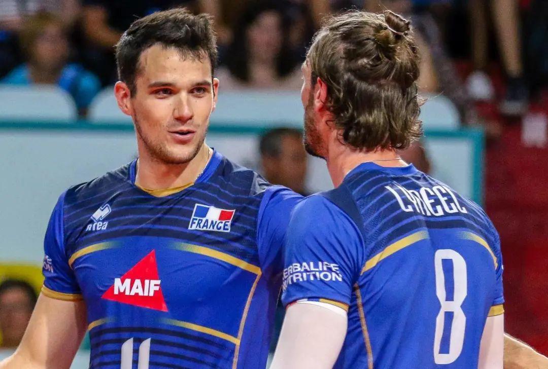 """看比赛也要看脸!这些法国奥运军团的""""最美好肉体""""了解一下!"""
