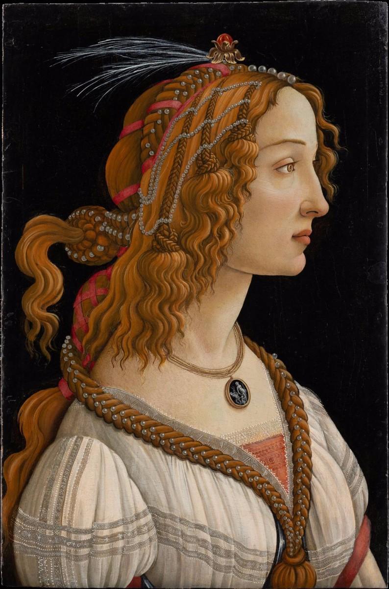 波提切利(Sandro Botticelli)作品展