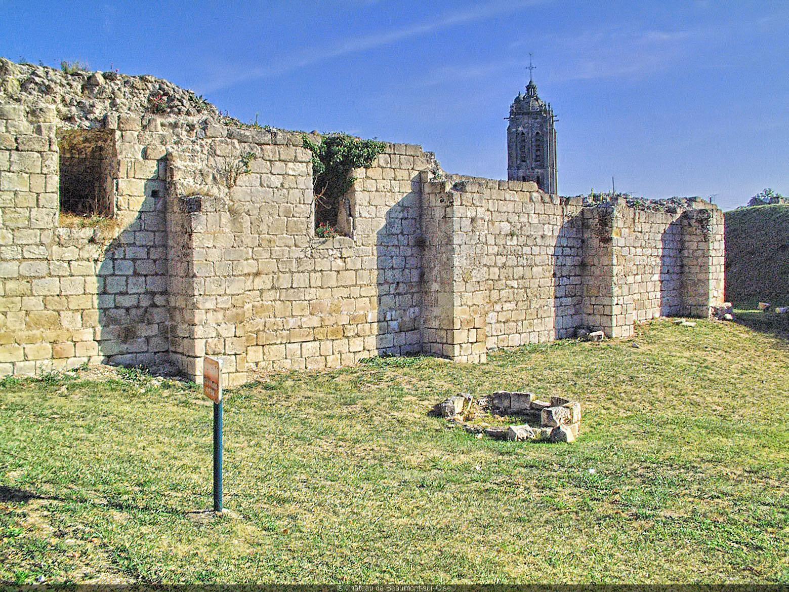 2021欧洲文化遗产日-瓦兹河畔博蒙特城堡