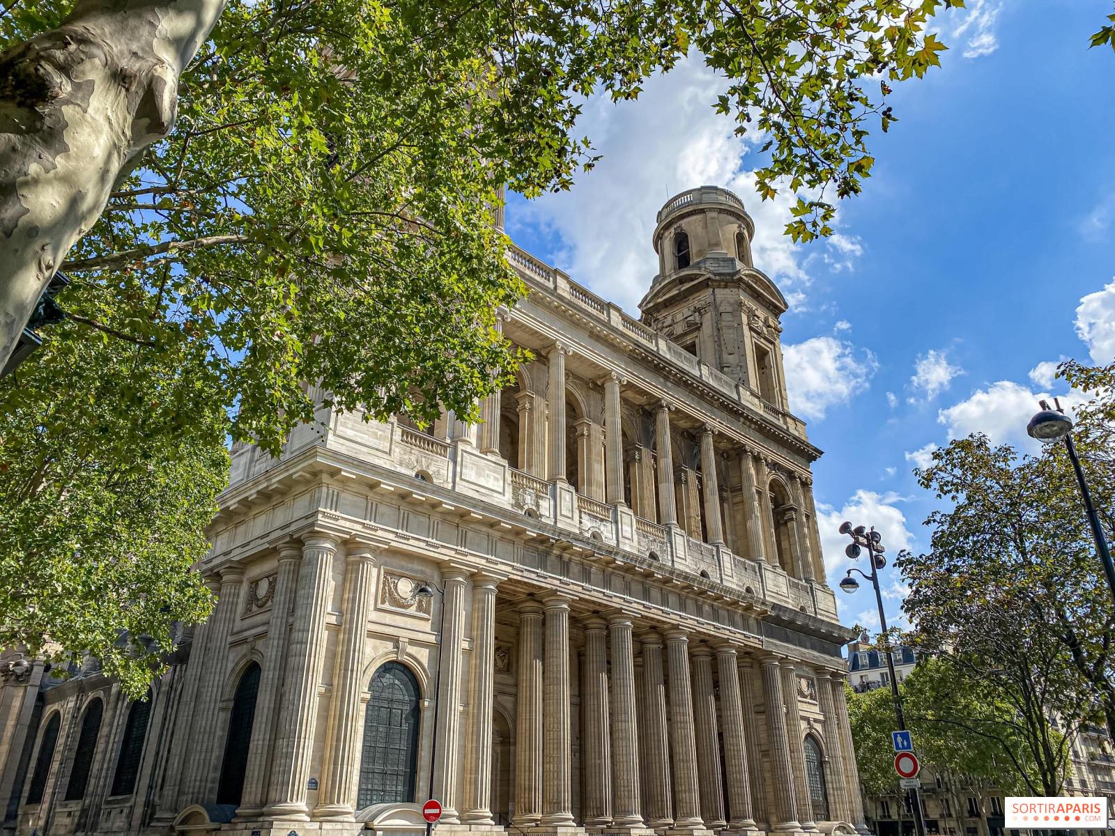 2021欧洲文化遗产日-圣叙尔皮斯教堂