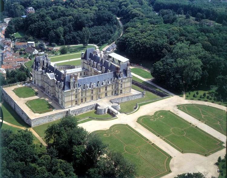 2021欧洲文化遗产日-埃库昂城堡-文艺复兴博物馆