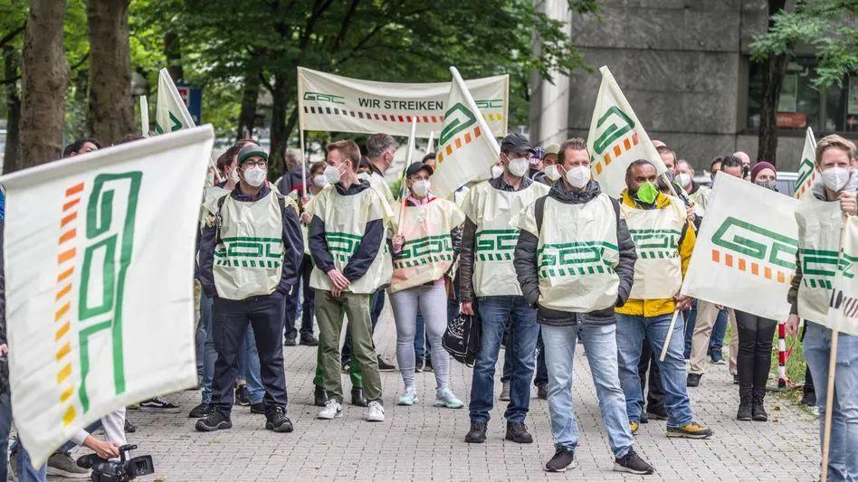 """德铁突迎最长罢工,为期5天!工会主席:""""我们就是故意的!"""""""