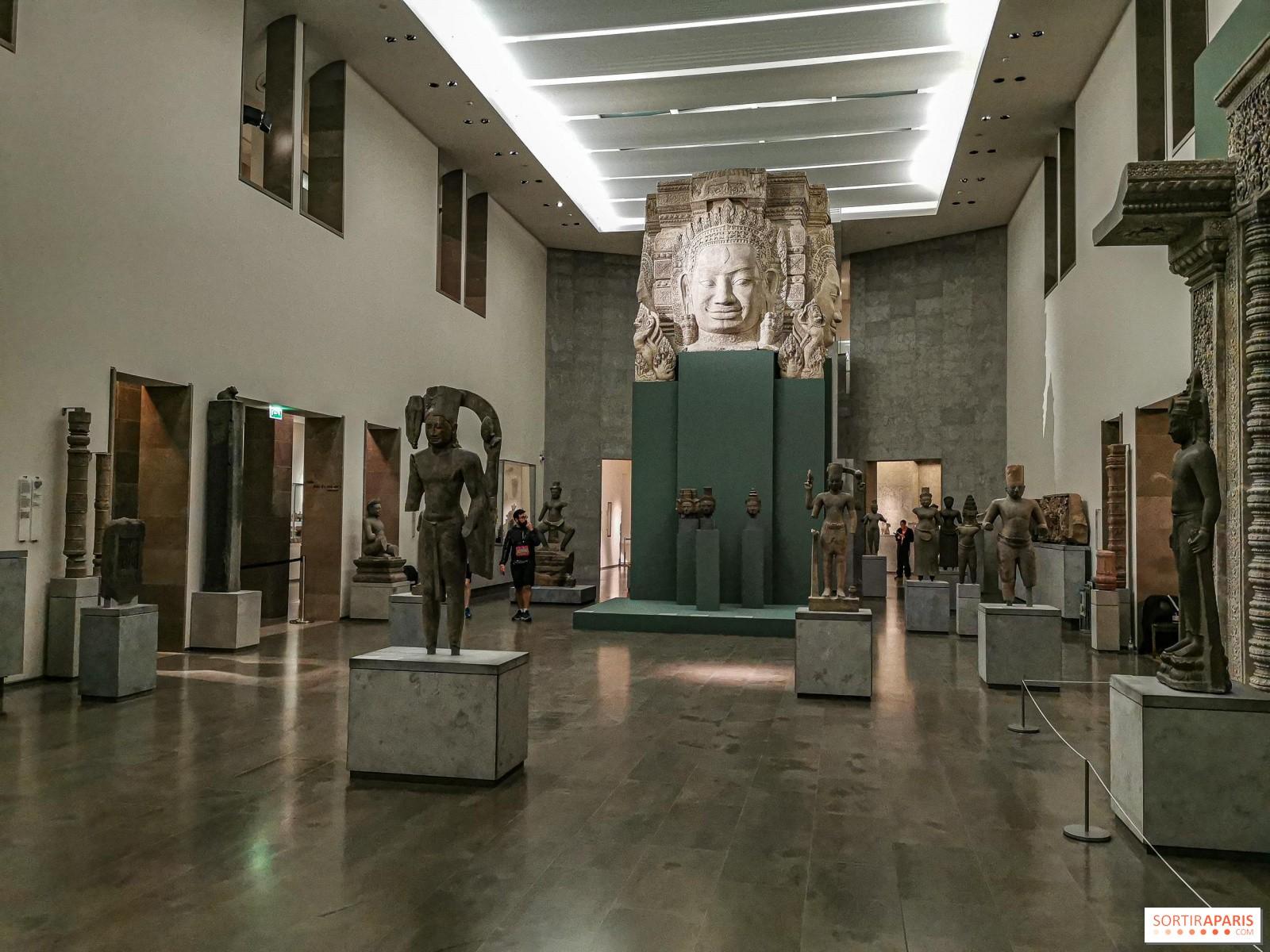 2021欧洲文化遗产日-巴黎吉美博物馆