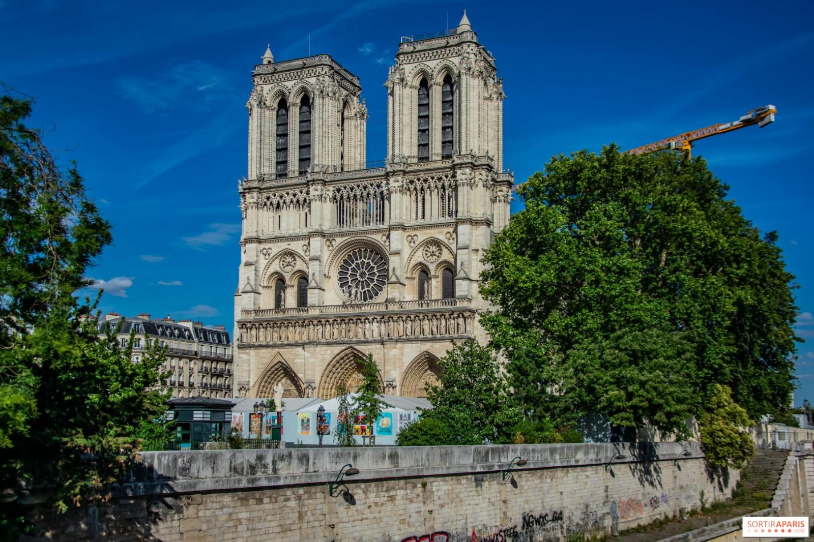 2021欧洲文化遗产日-巴黎圣母院