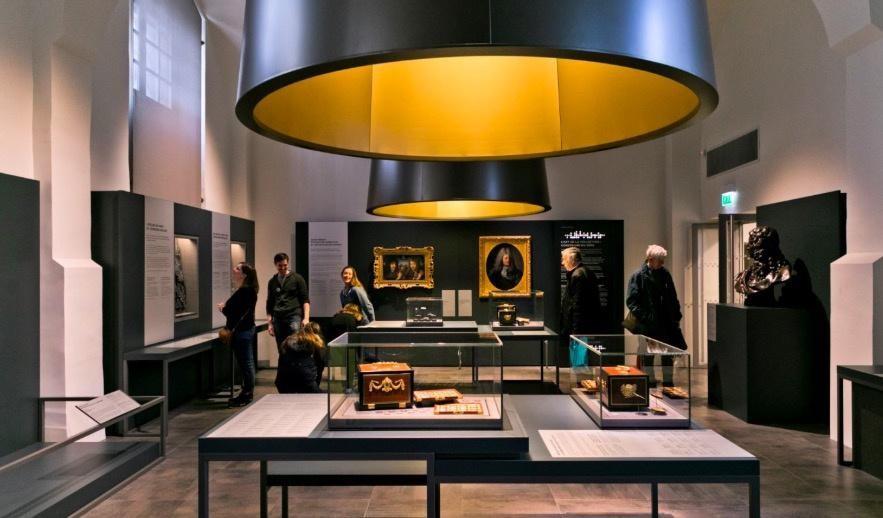 2021欧洲文化遗产日-巴黎钱币博物馆