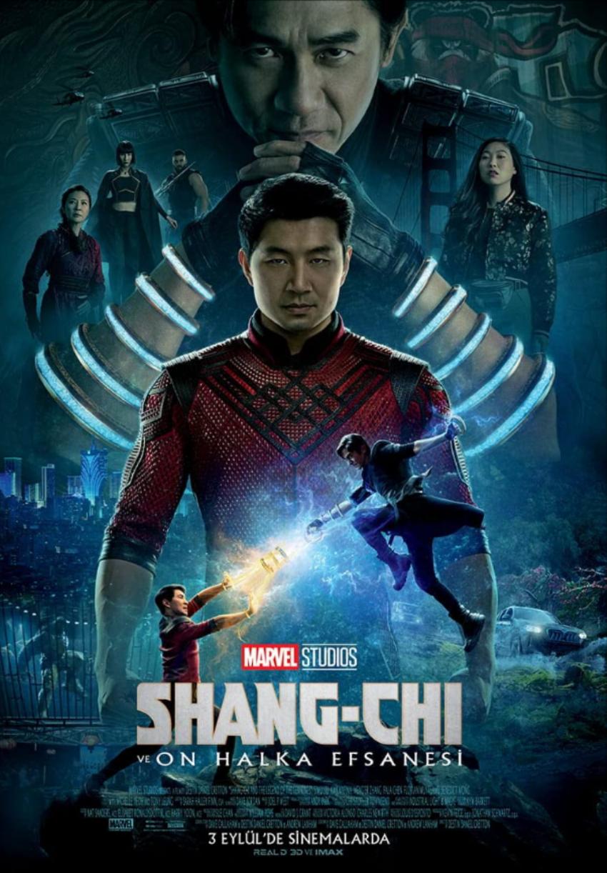"""漫威首位亚裔超级英雄口碑""""分裂"""",《尚气》到底该不该看?"""